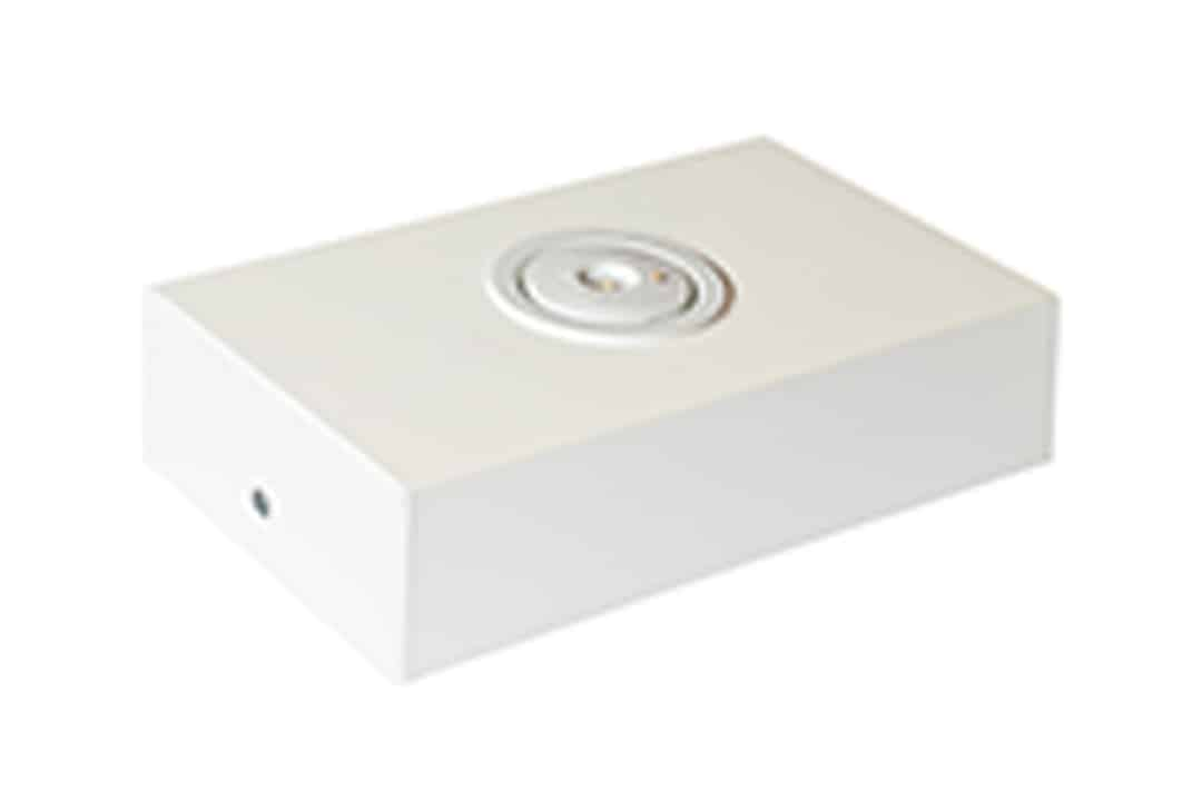 Stanilite LED spitfire surface mount emergency light