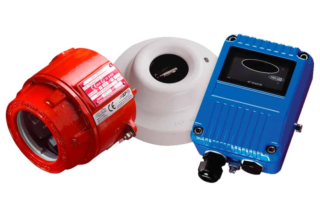 Flame Detectors for Fire Alarm System