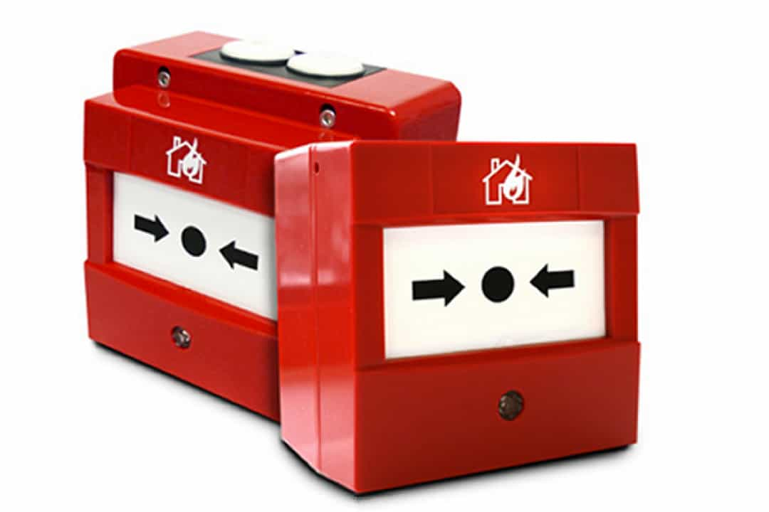 Addressable Manuel Call Points for fire alarm system