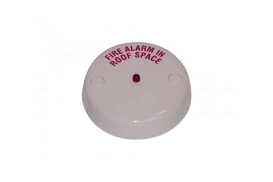 Fire Alarm System LED Indicator
