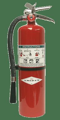 Amerex Halon Fire Extinguisher