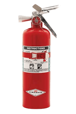 Amerex Halotron Fire Extinguisher for Aviation
