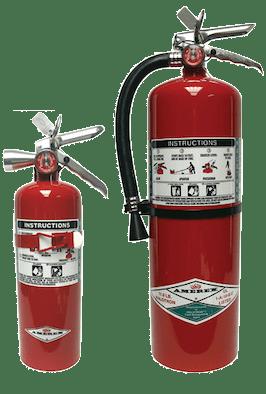 Amerex Halotron Fire Extinguisher
