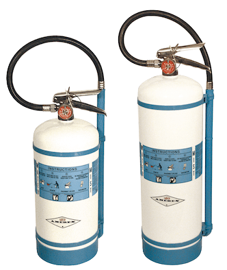 Water Mist Fire Extinguisher for electrical fires