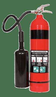 Carbon Dioxide Fire Extinguisher