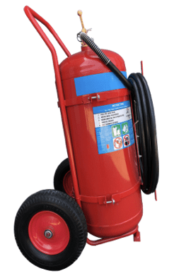 Wheeled Foam Fire Extinguisher for fire fighting