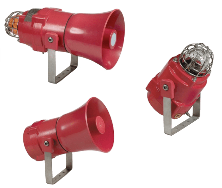 Beacons for fire alarm system