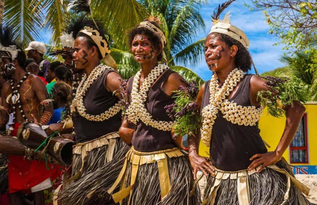 YWAM PNG Island Women