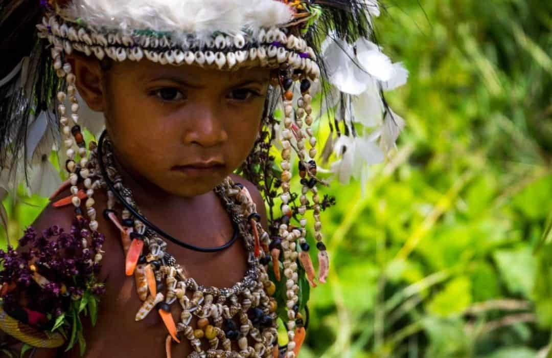 YWAM PNG Island Boy