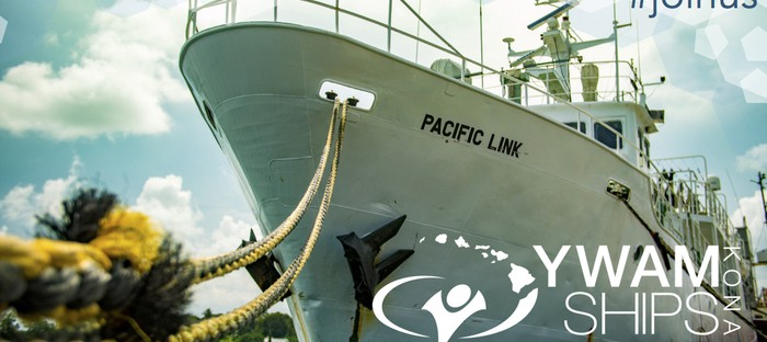 YWAM Pacific Link Medical Ship