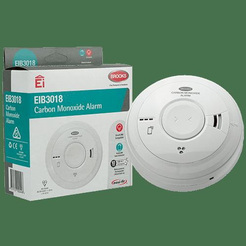 Brooks Carbon Monoxide Smoke Detector