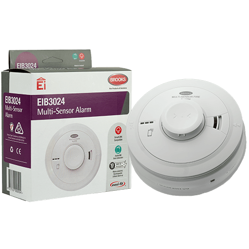 Brooks thermal fire detector