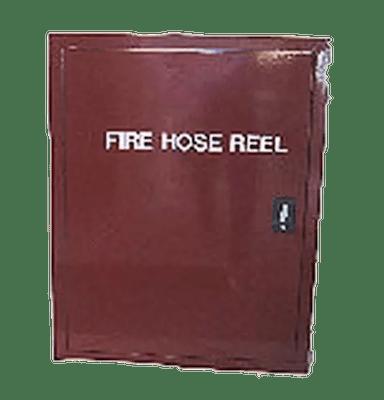 Metal D&S Fire Hose Reel Cabinet
