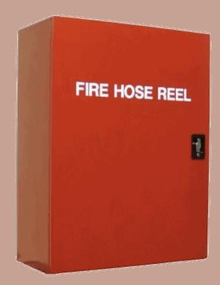 Metal Non Lockable Fire Hose Reel Cabinet