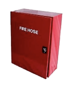 Stainless Steel Fire Hose Reel Cabinet