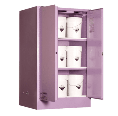 Corrosive Metal Cabinets