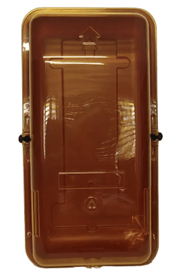 PVC ABS Fire Extinguisher Cabinet
